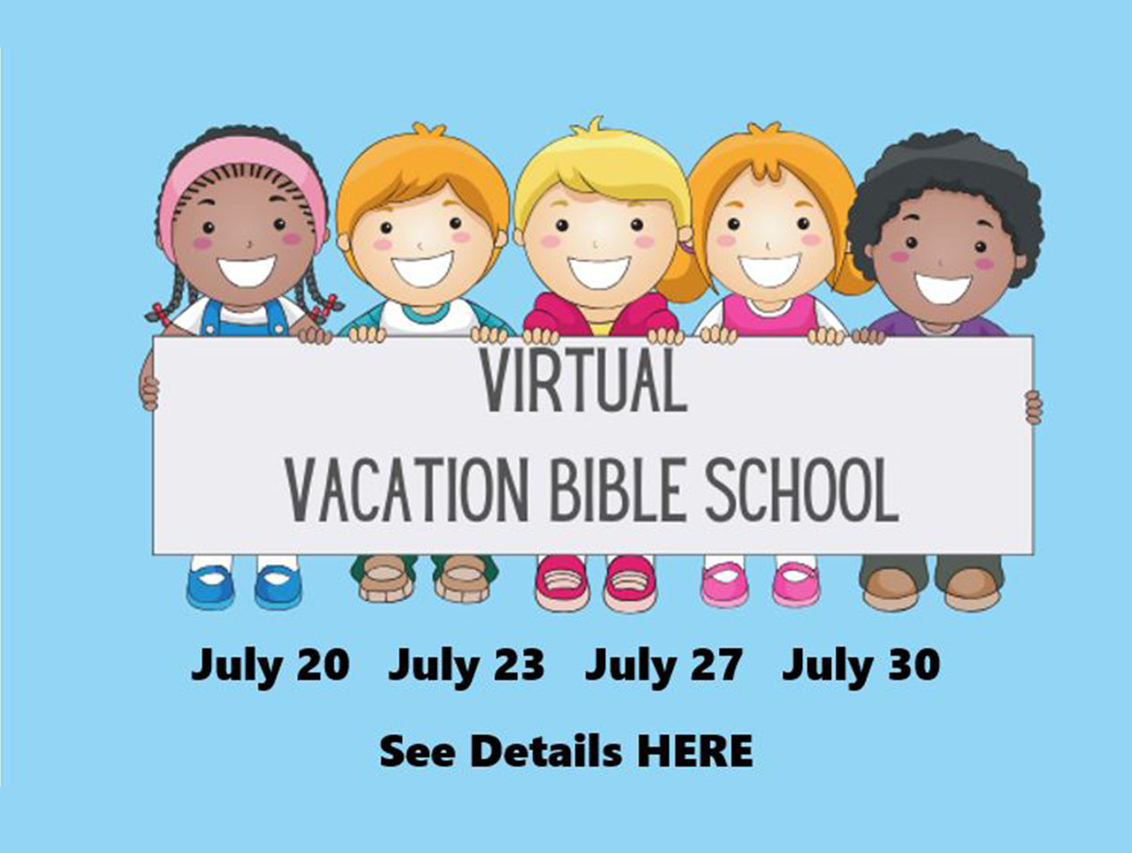 Highwater Church Virtual Vaction Bible School